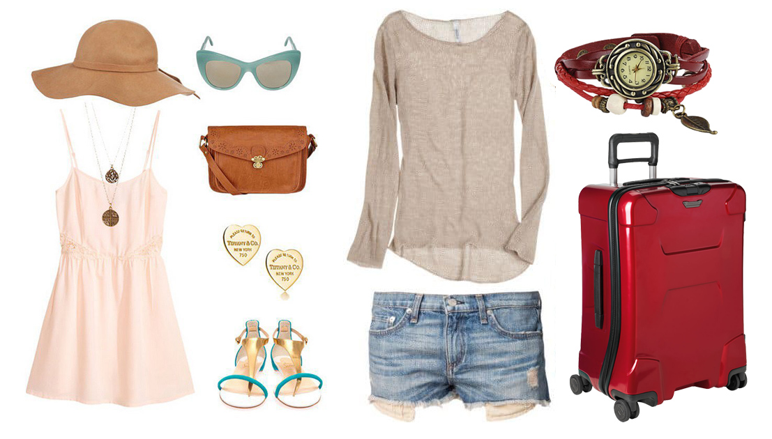 summer travel outfits ideas