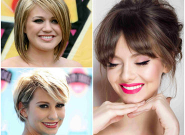 Your Round Face Will Look More Appealing With These Hair Styles!