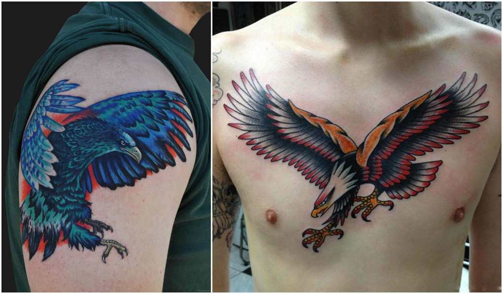 Bird Tattoo Designs