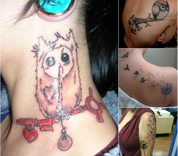 Impressive Bird Tattoo Designs and Ideas