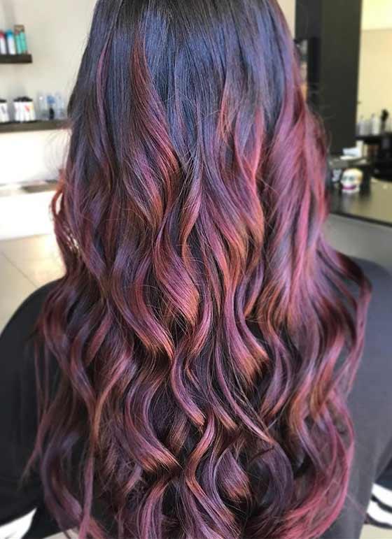 Cherry blonde hair color