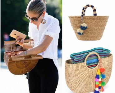 The Basket Bag Trend