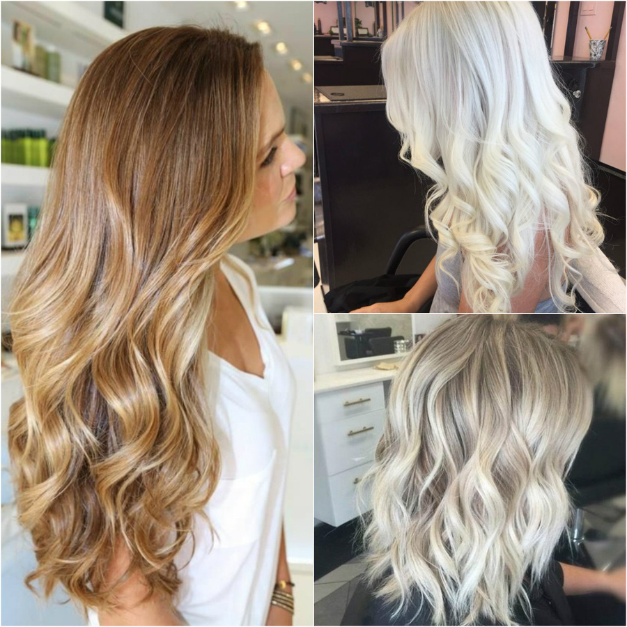 Top 10 Blonde Hair Colors