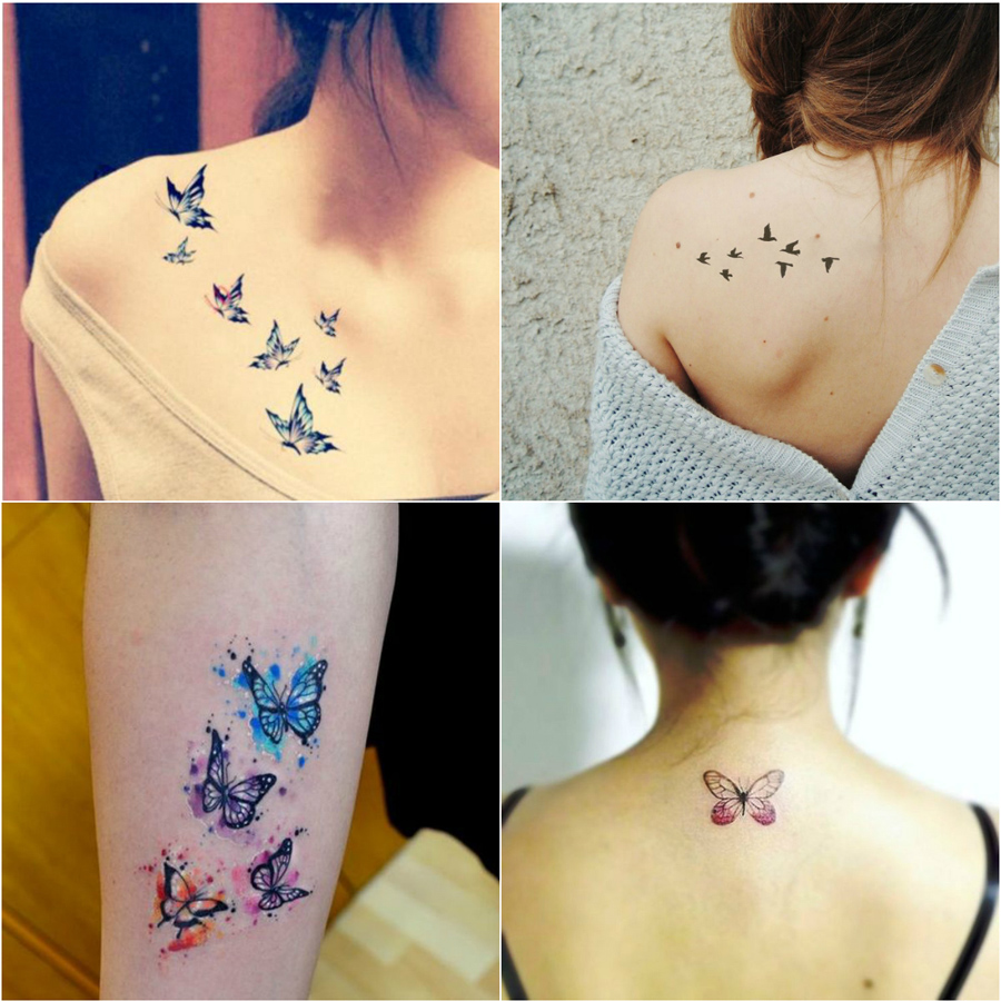 Small Cute Tattoos