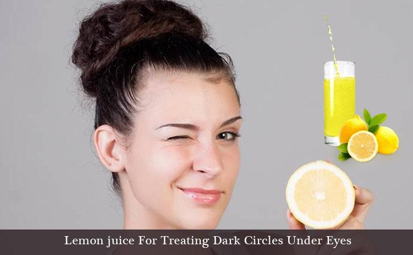 beauty tips for dark circles under eyes