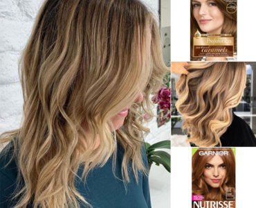 Choose The best Caramel Hair Color