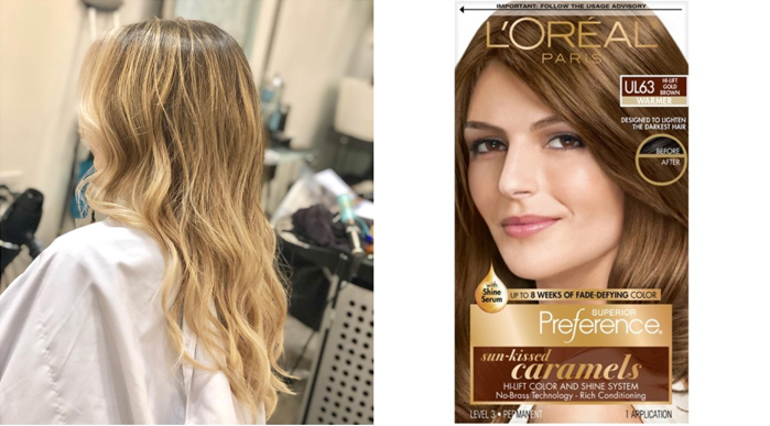 caramel hair color ideas