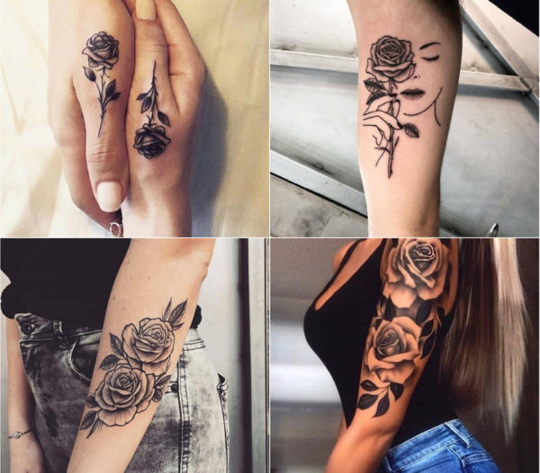 Rose Tattoo Ideas That Speak Volumes About Your Personality