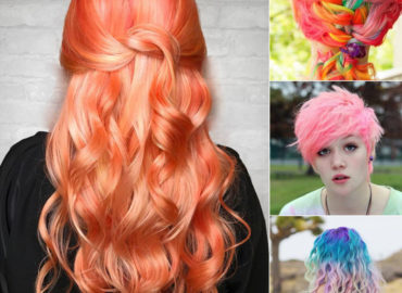 11 Wild Hair Colors That are Setting The Trend