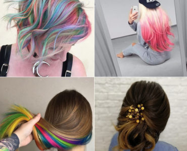 Best Two Tone Colors Ideas Suitable for Your Hair