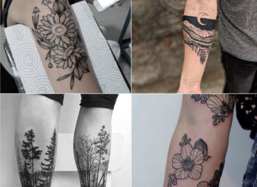 Stunning Nature Tattoos Designed for Nature Lovers