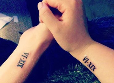 Ink Yourself With These Beautiful Classic Roman Numerals Tattoo Designs