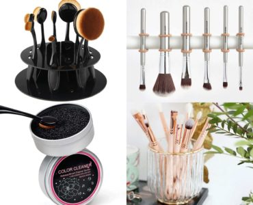 Things You Should Know About Keeping Makeup Brushes Clean