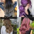 Top 10 Unique hair Color Ideas