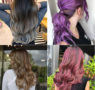 Top 10 Unique hair Color Ideas