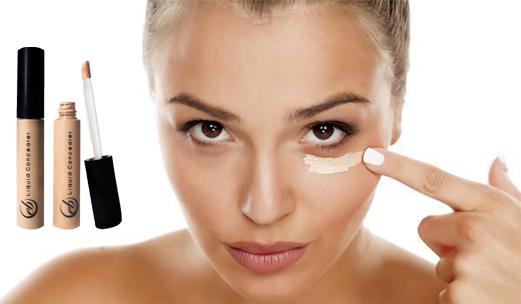 concealer makeup tips