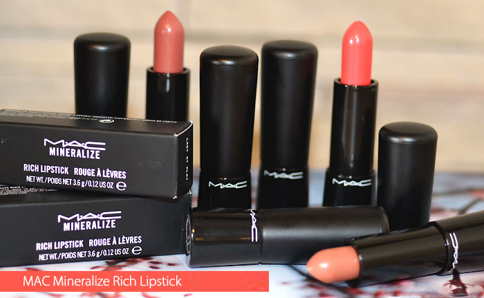 MAC Pink Lipsticks Shades