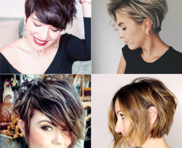 10 Trendy Messy Short Bob Hairstyles