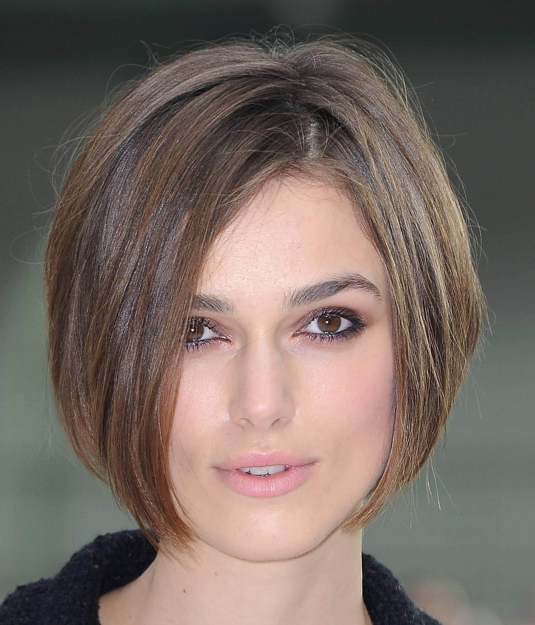 Straight Textured Bob Cut |  Hairstyle Ideas