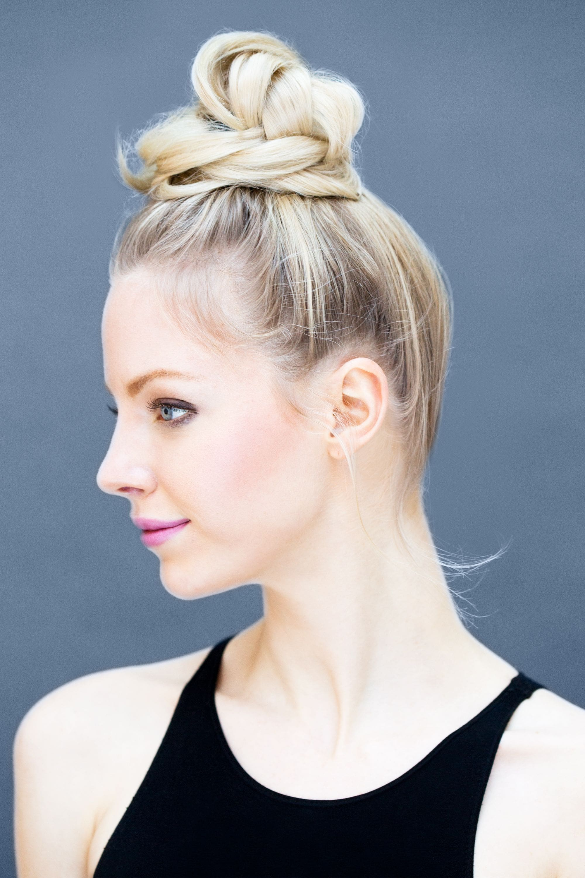 Ballerina Bun | Hairstyle Ideas