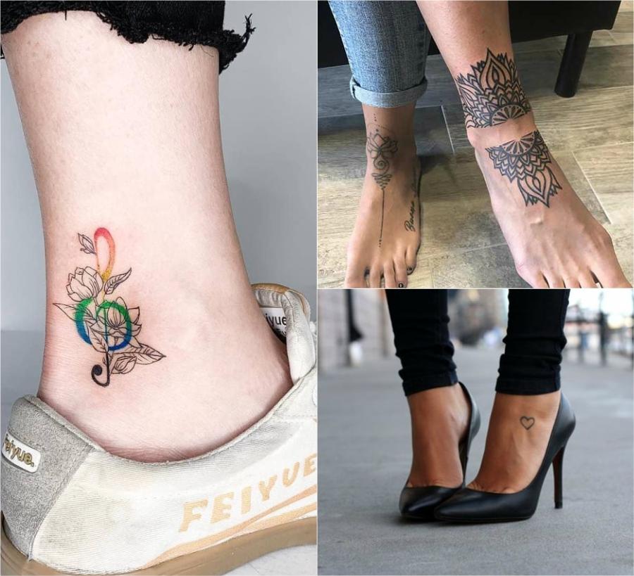 foot tattoo design ideas | best attoo ideas