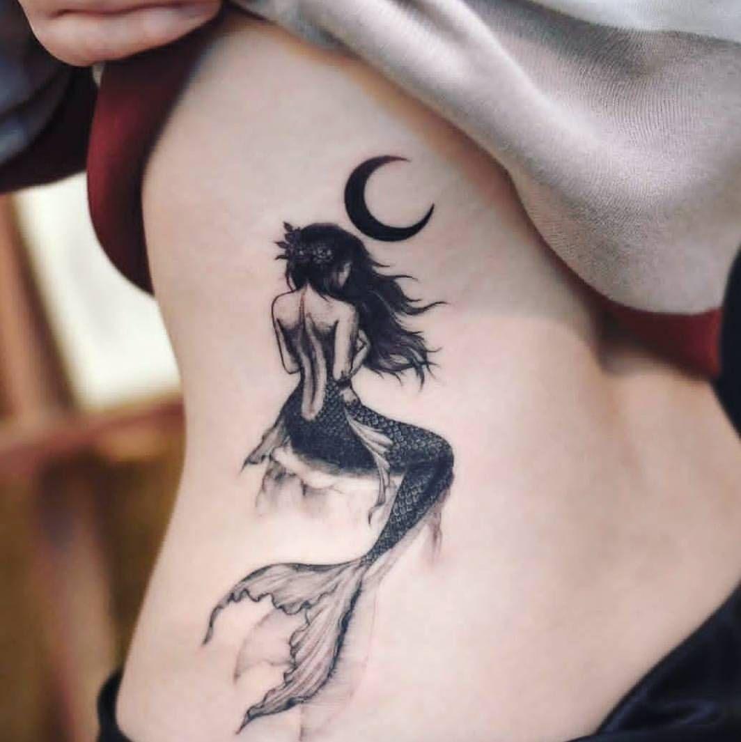 Beautiful Mermaid Tattoo Ideas   Best Mermaid tattoos