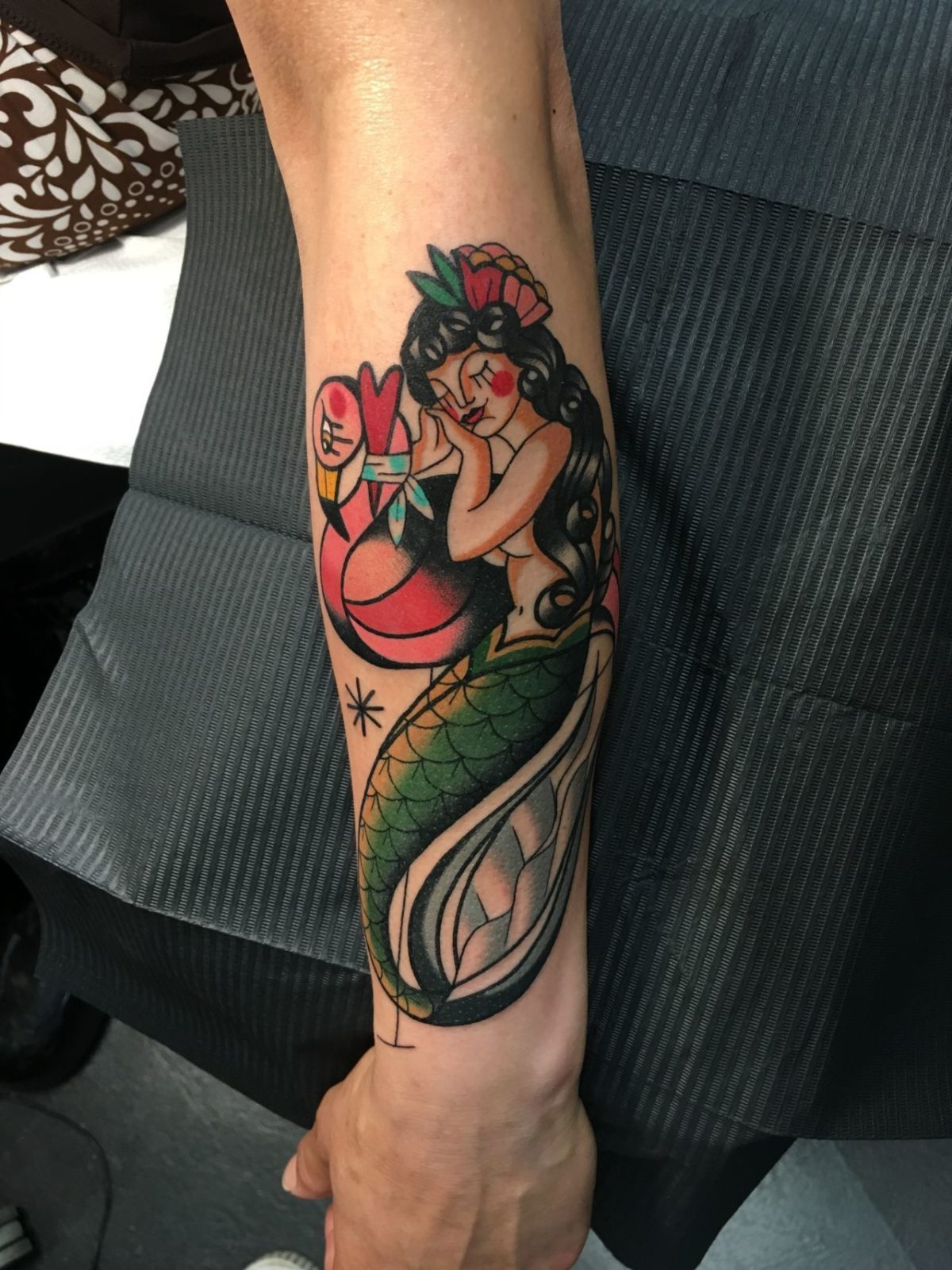 Stylish Mermaid Tattoo Designs   Beautiful Mermaid Tattoo Ideas