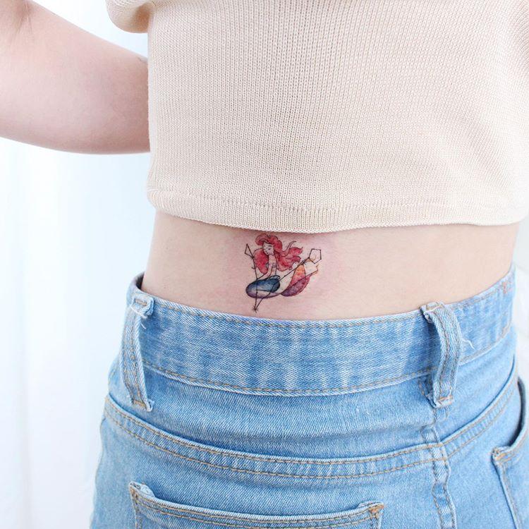 Best Mermaid tattoos   Stylish Mermaid Tattoo Designs