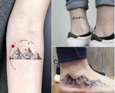 15 Best Mountain Tattoo Design Ideas