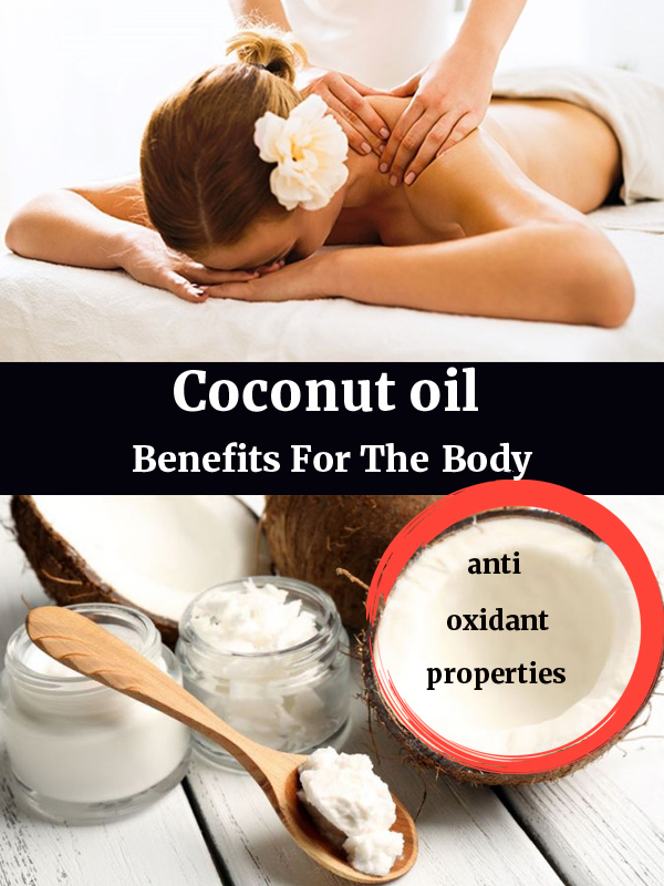 Benefits of Coconut Oil for Skin | Coconut oil Benefits For The Body