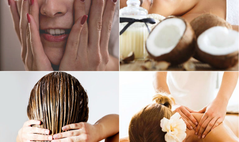5 Best Benefits of Coconut Oil for Skin
