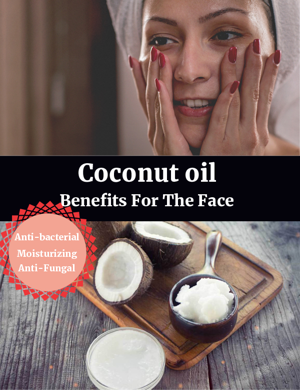 Benefits of Coconut Oil for Skin | Coconut oil Benefits For The Face