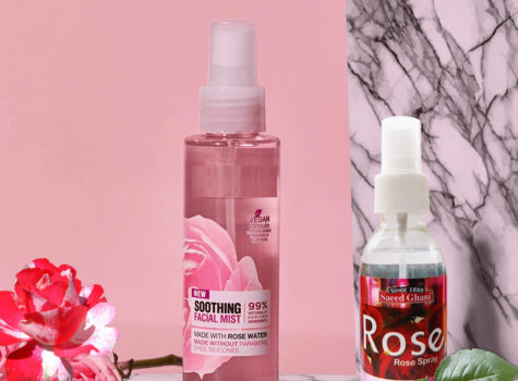 Best Benefits of Rose Water