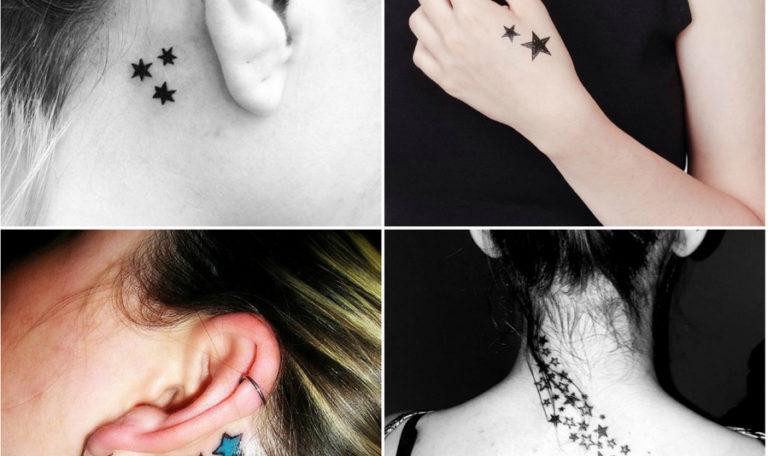 Star Tattoo Design Ideas