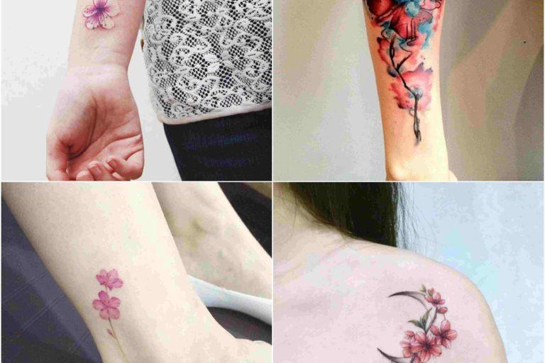 20 Best Cherry Blossom Tattoos