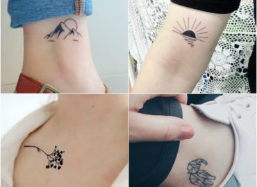 15 Most Unique and Simple Design Minimalist Tattoos