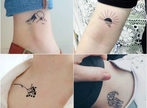 15 Most Unique and Simple Design Minimalist Tattoos