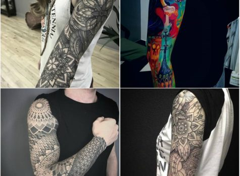 15 Most Trending Sleeve Tattoo Ideas for Men and Women