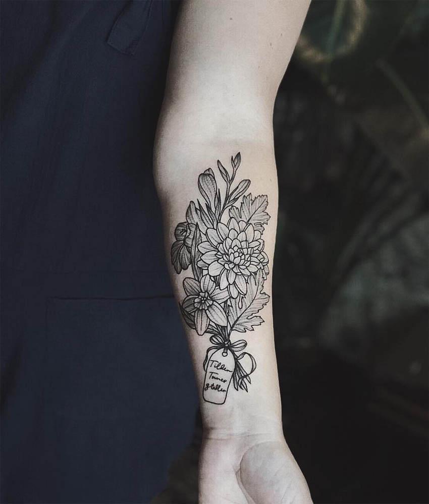 arm tattoo design ideas