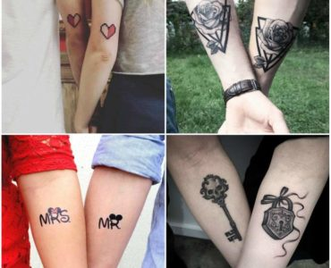 Top 15 Best Matching Couple Tattoo Design Ideas