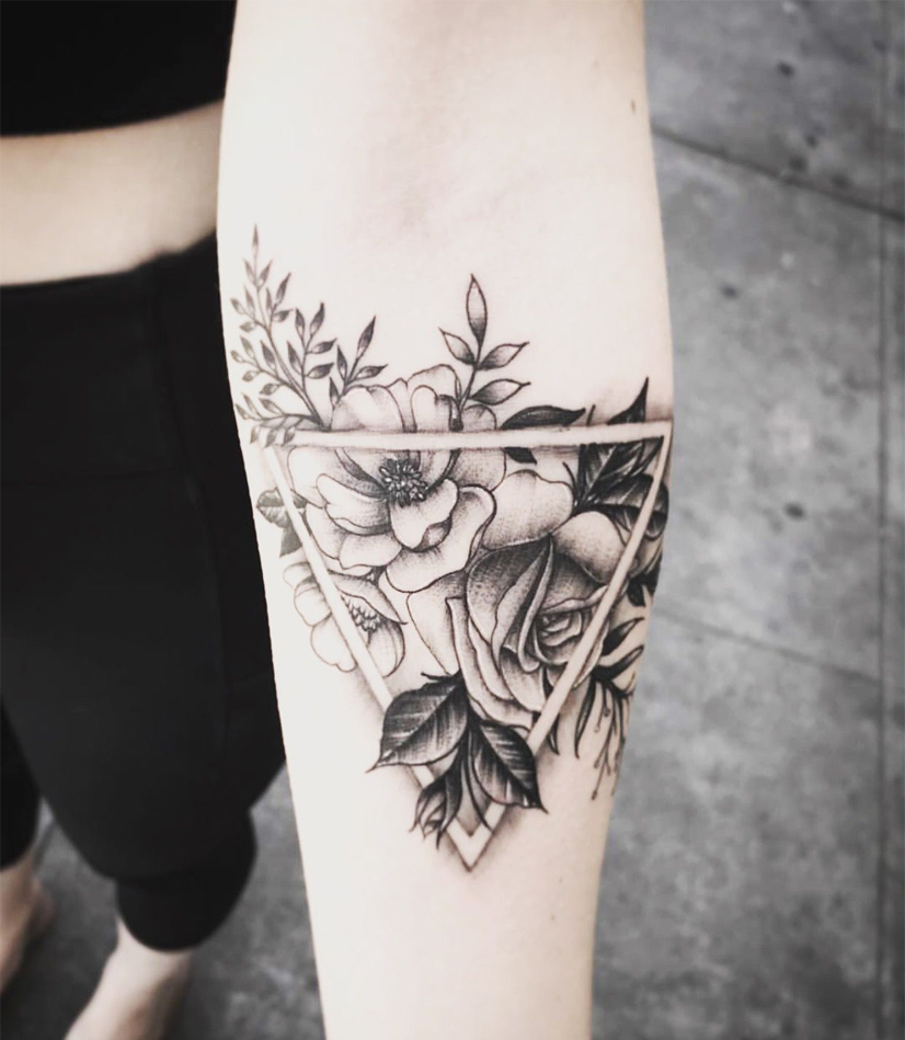 flower tattoo design ideas