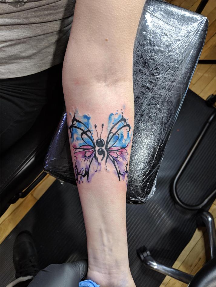 watercolor tattoo design ideas