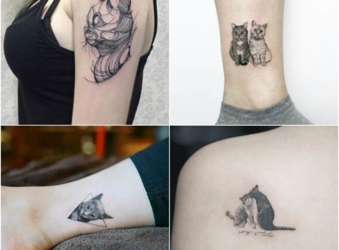 15 Best Cat Tattoo Design Ideas
