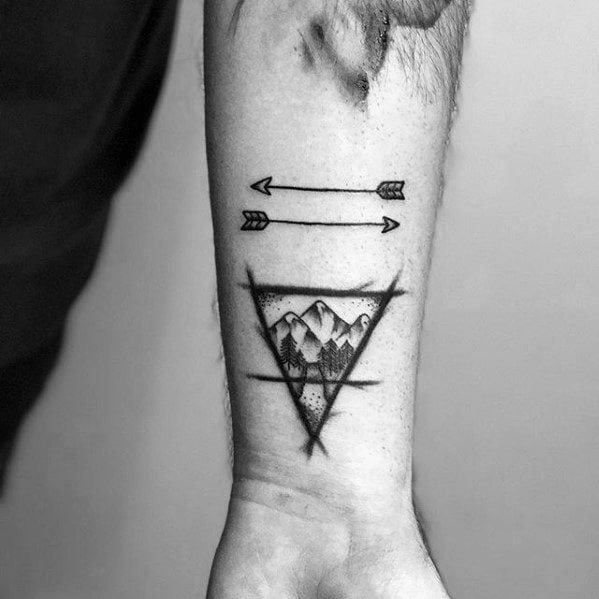 Arrow Tattoo Design Ideas