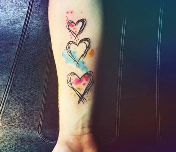 Heart tattoo design ideas