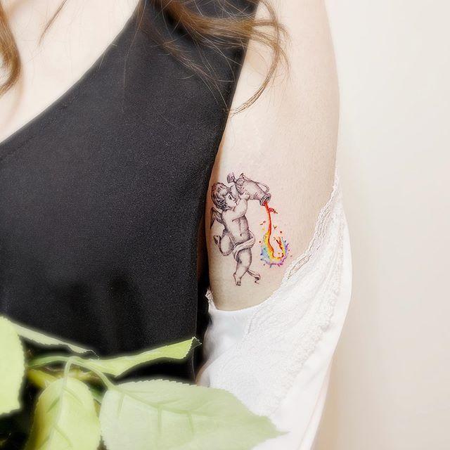 Angel Tattoo Design Ideas