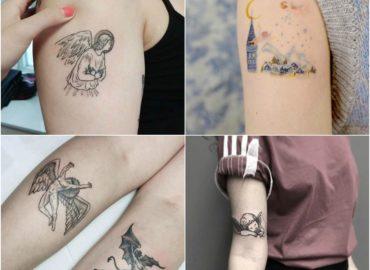 15 Best Angel Tattoo Design Ideas