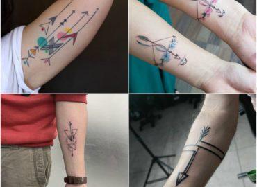 15 Unique Arrow Tattoo Design Ideas