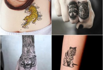 20 Best Tiger Tattoo Design Ideas