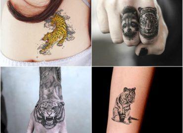 20 Best Tiger Tattoo Design Ideas